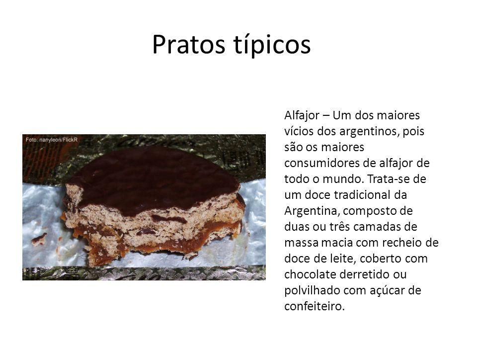 Pratos típicos