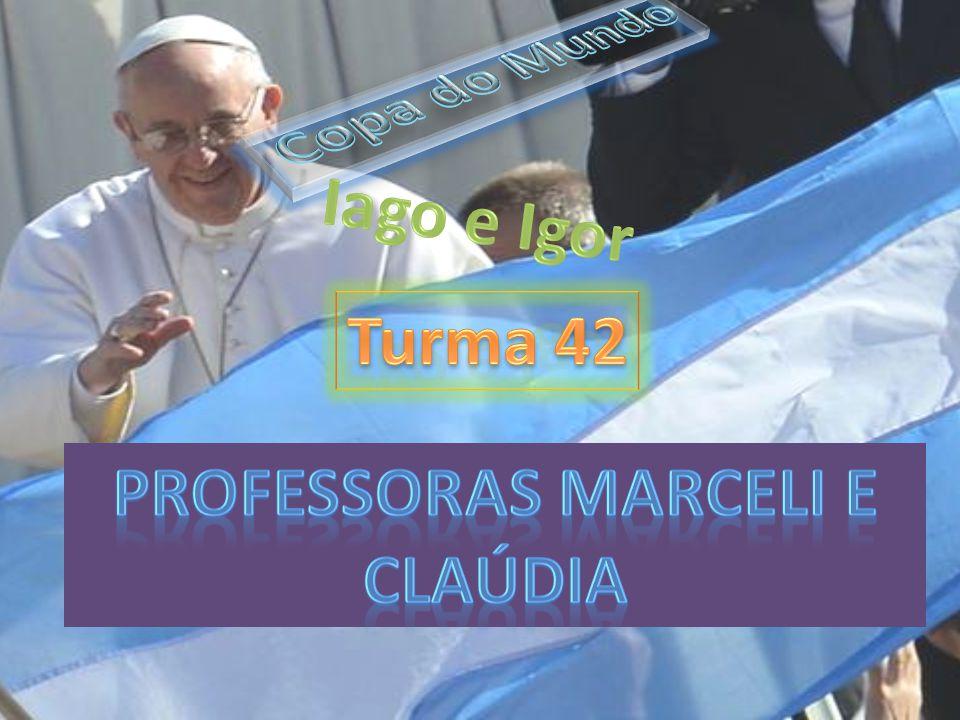 Professoras Marceli e claúdia