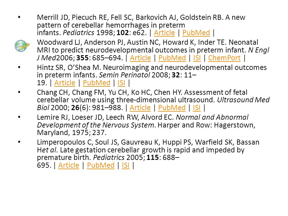 Merrill JD, Piecuch RE, Fell SC, Barkovich AJ, Goldstein RB