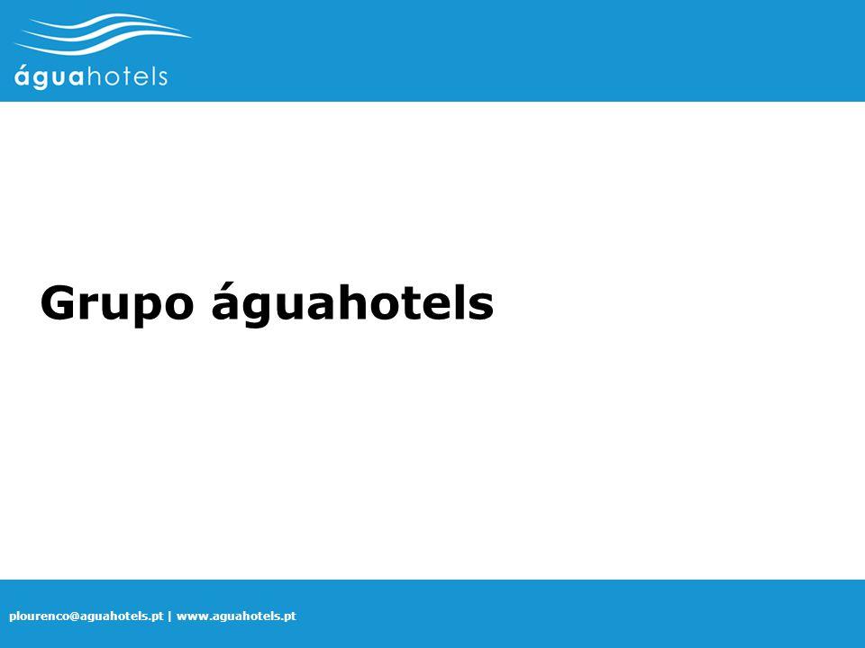 Grupo águahotels