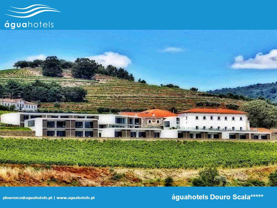 águahotels Douro Scala*****