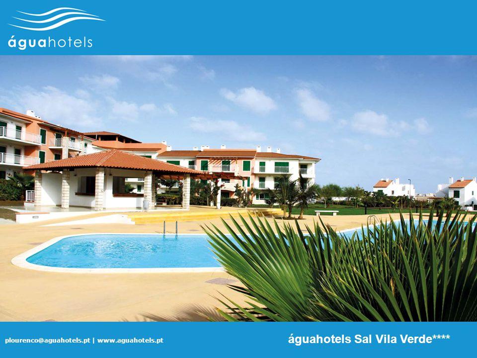 águahotels Sal Vila Verde****