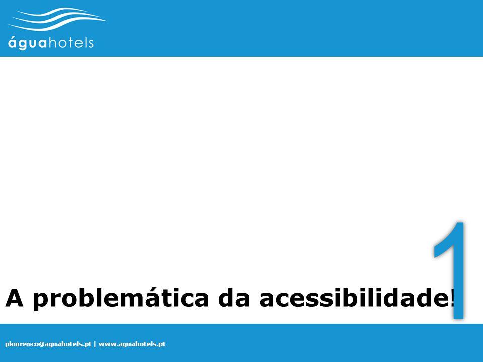 1 A problemática da acessibilidade!