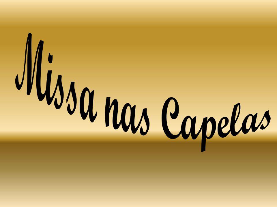Missa nas Capelas