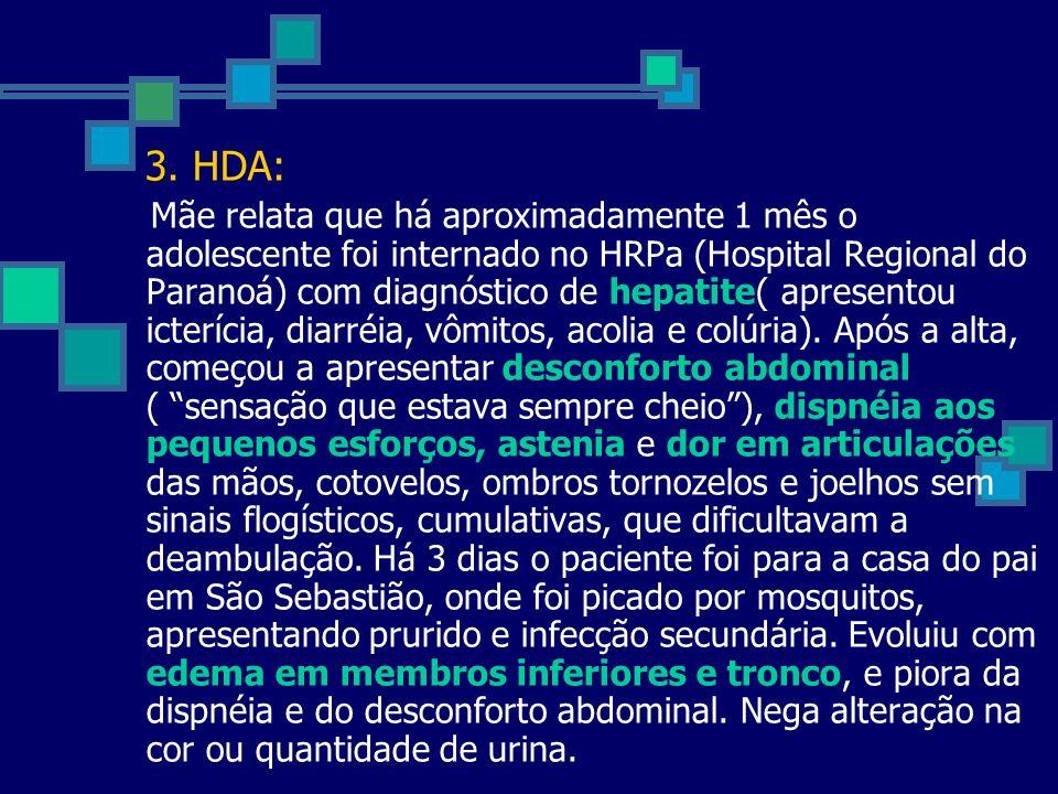 3. HDA: