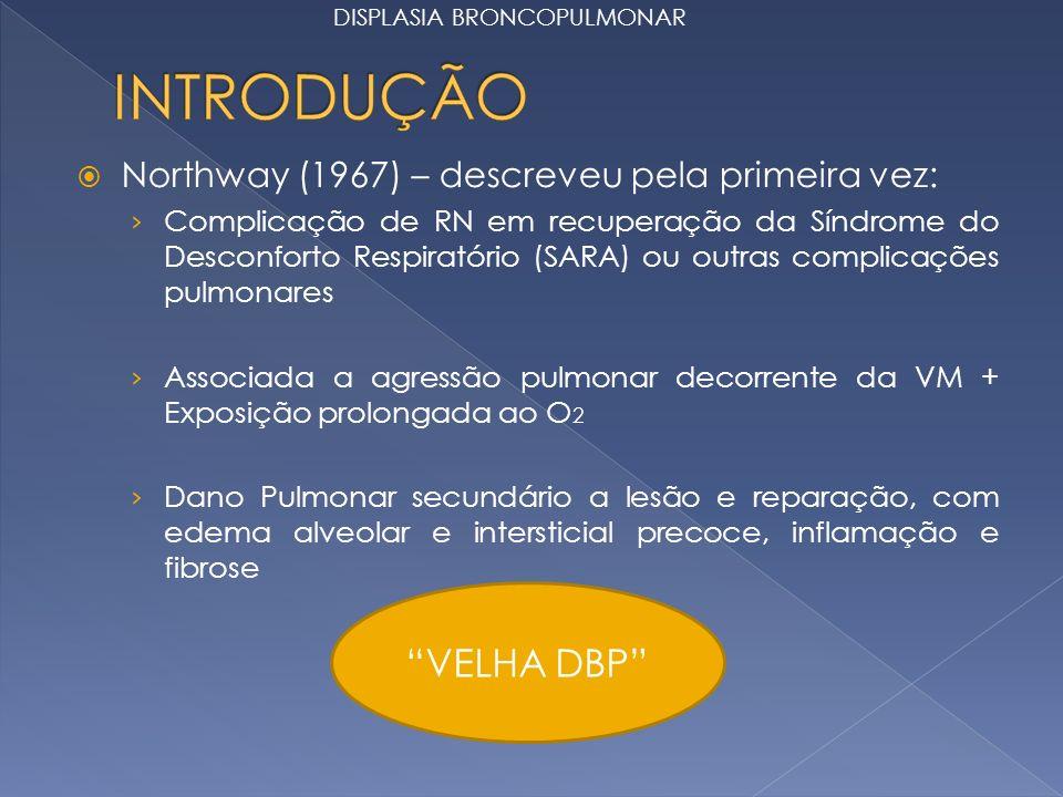 VELHA DBP Northway (1967) – descreveu pela primeira vez: