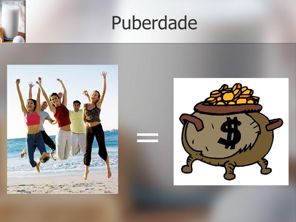 Puberdade =