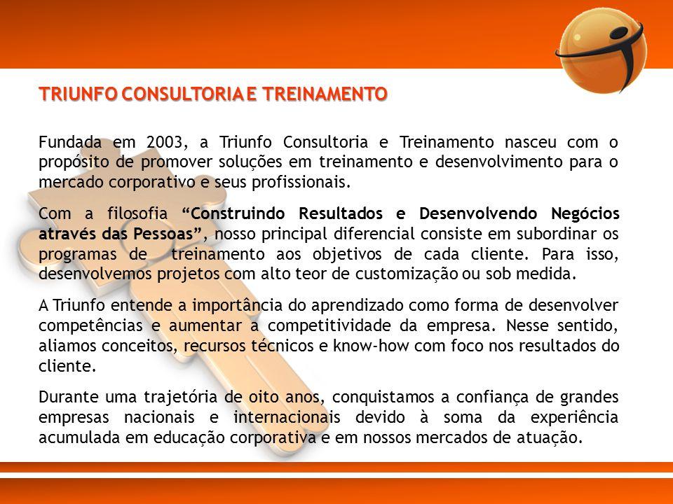 TRIUNFO CONSULTORIA E TREINAMENTO