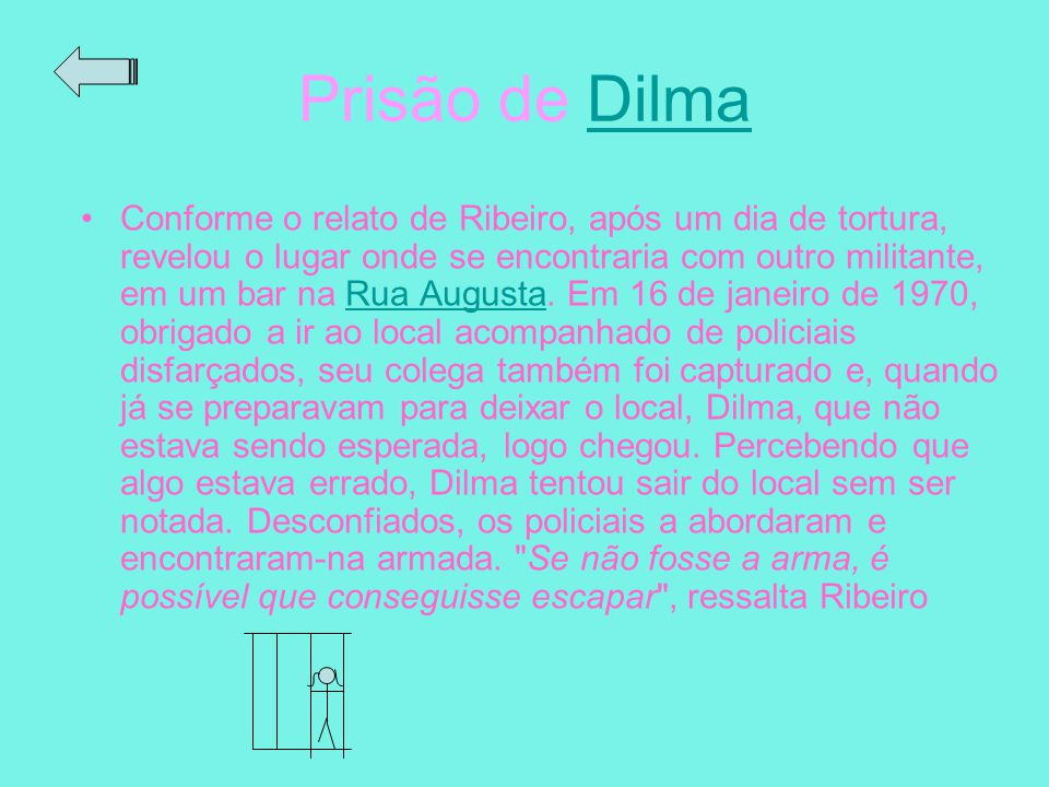 Prisão de Dilma