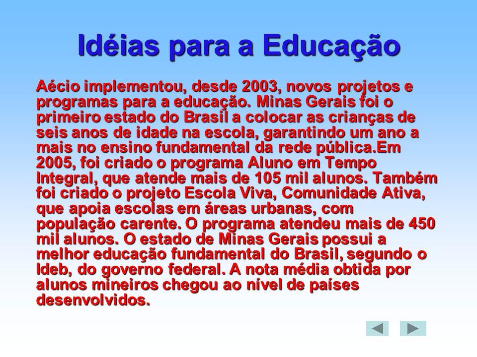 Idéias para a Educação