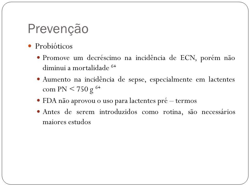 Prevenção Probióticos