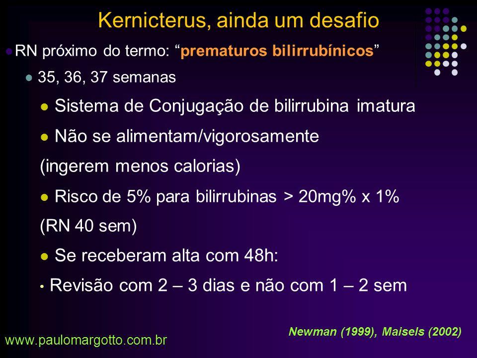 Kernicterus, ainda um desafio