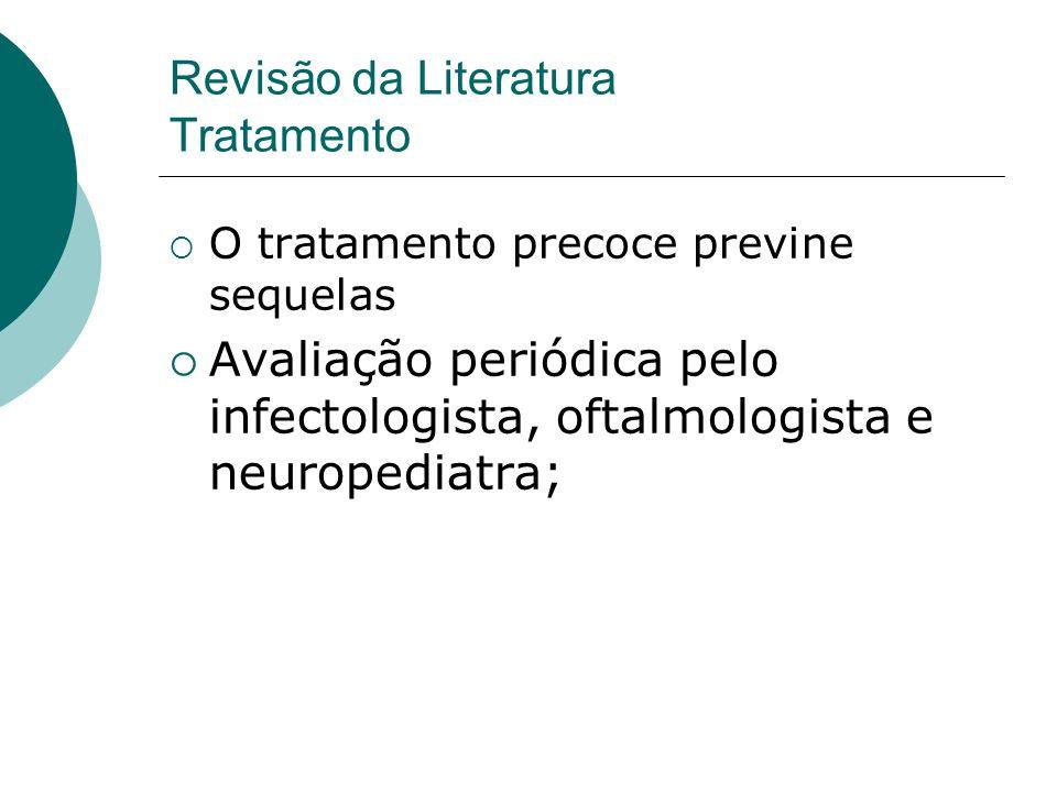 Revisão da Literatura Tratamento