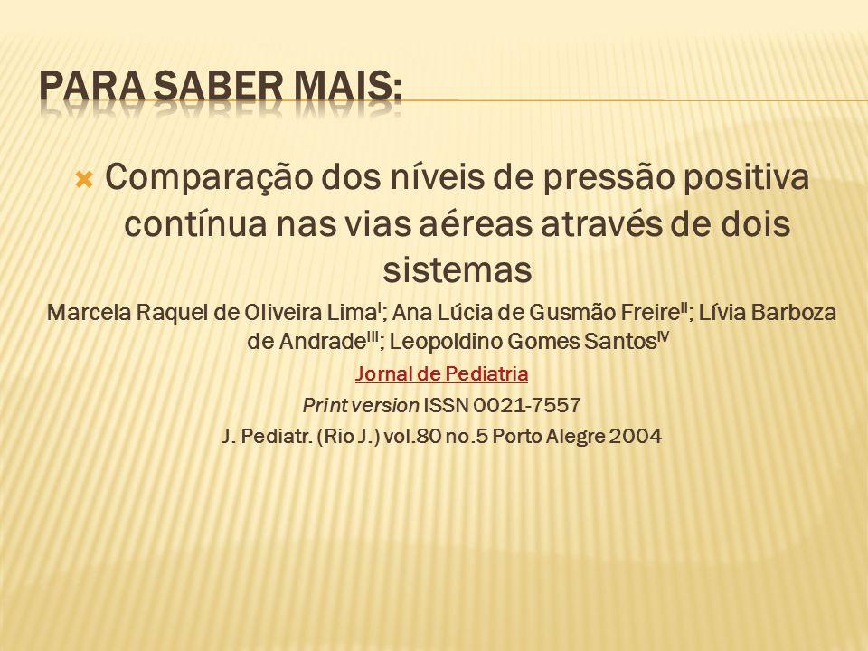 J. Pediatr. (Rio J.) vol.80 no.5 Porto Alegre 2004