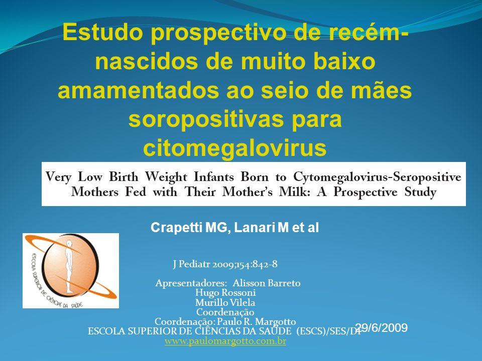 Crapetti MG, Lanari M et al