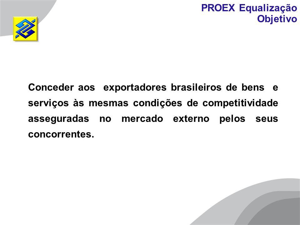 PROEX Equalização Objetivo.