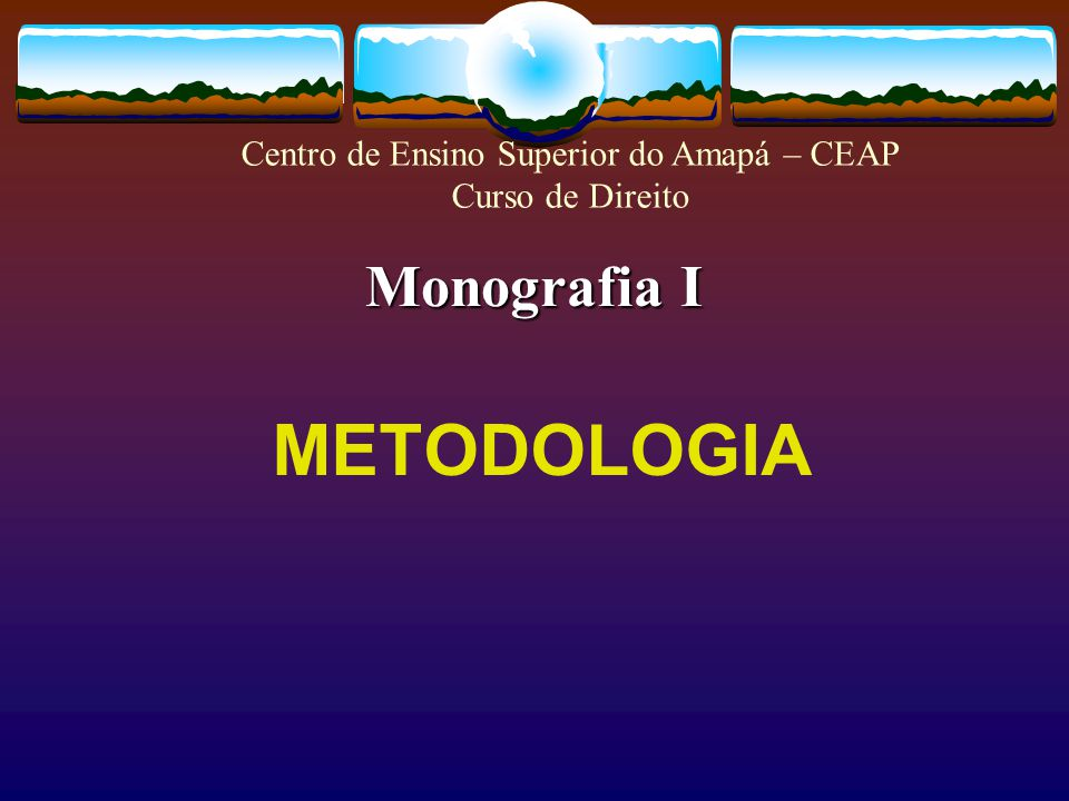 Centro de Ensino Superior do Amapá – CEAP