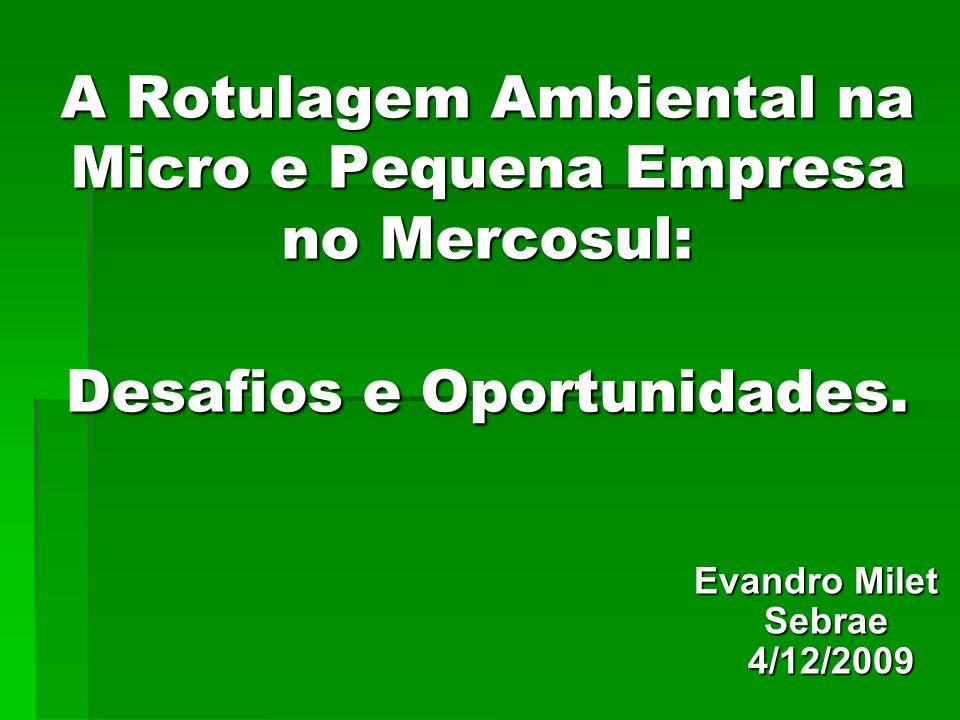 Evandro Milet Sebrae 4/12/2009