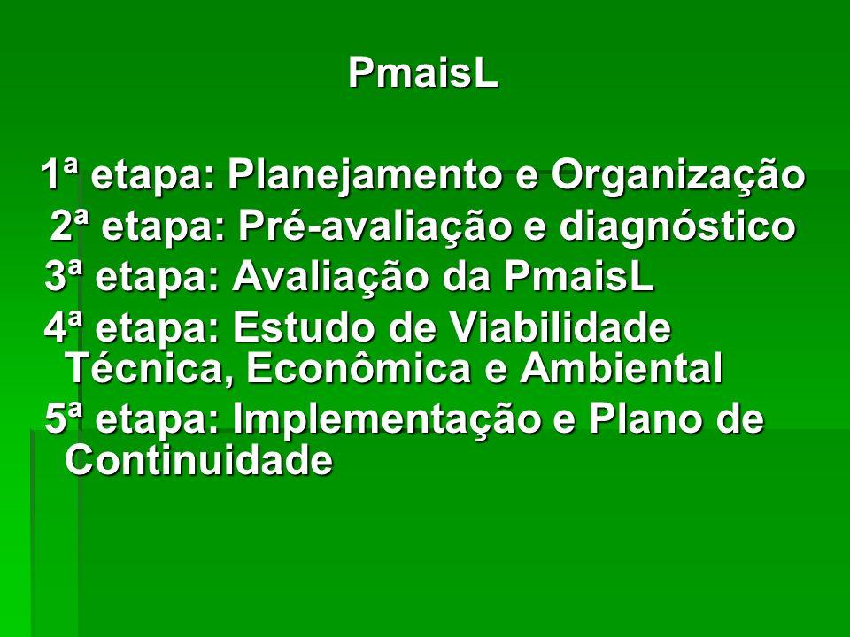 1ª etapa: Planejamento e Organização
