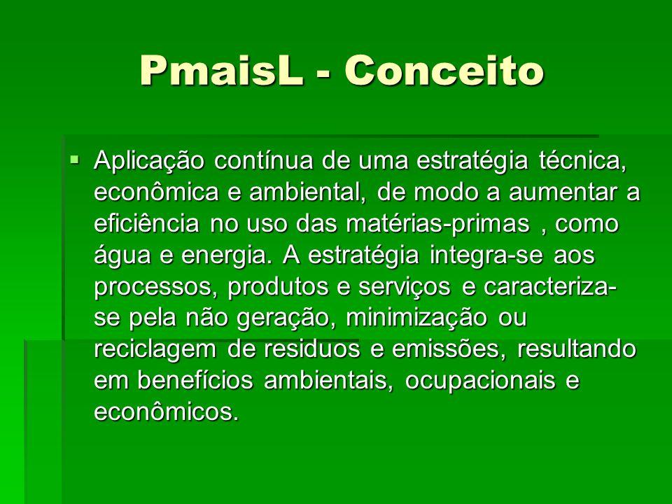 PmaisL - Conceito