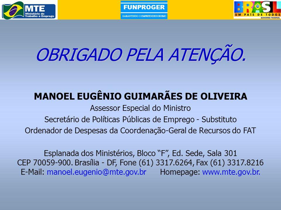 MANOEL EUGÊNIO GUIMARÃES DE OLIVEIRA