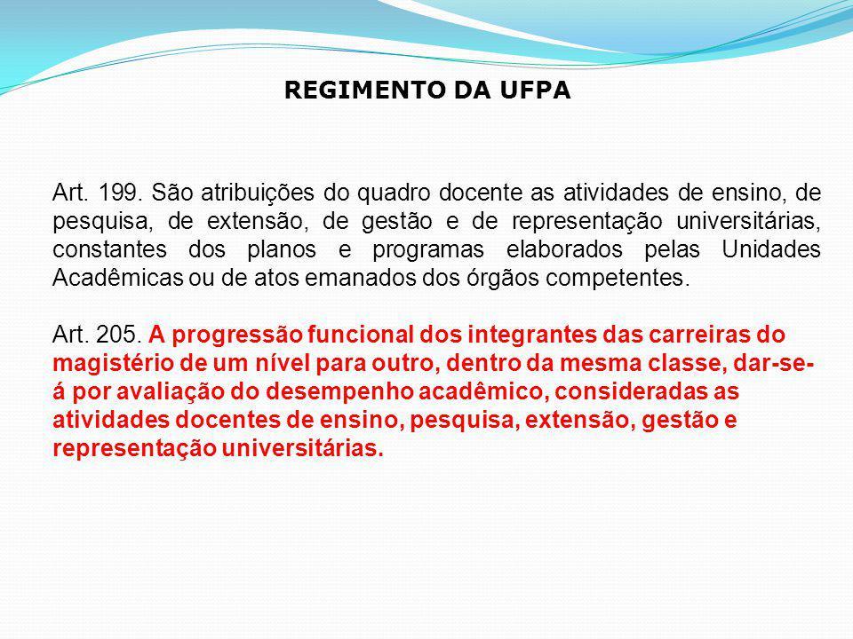 REGIMENTO DA UFPA