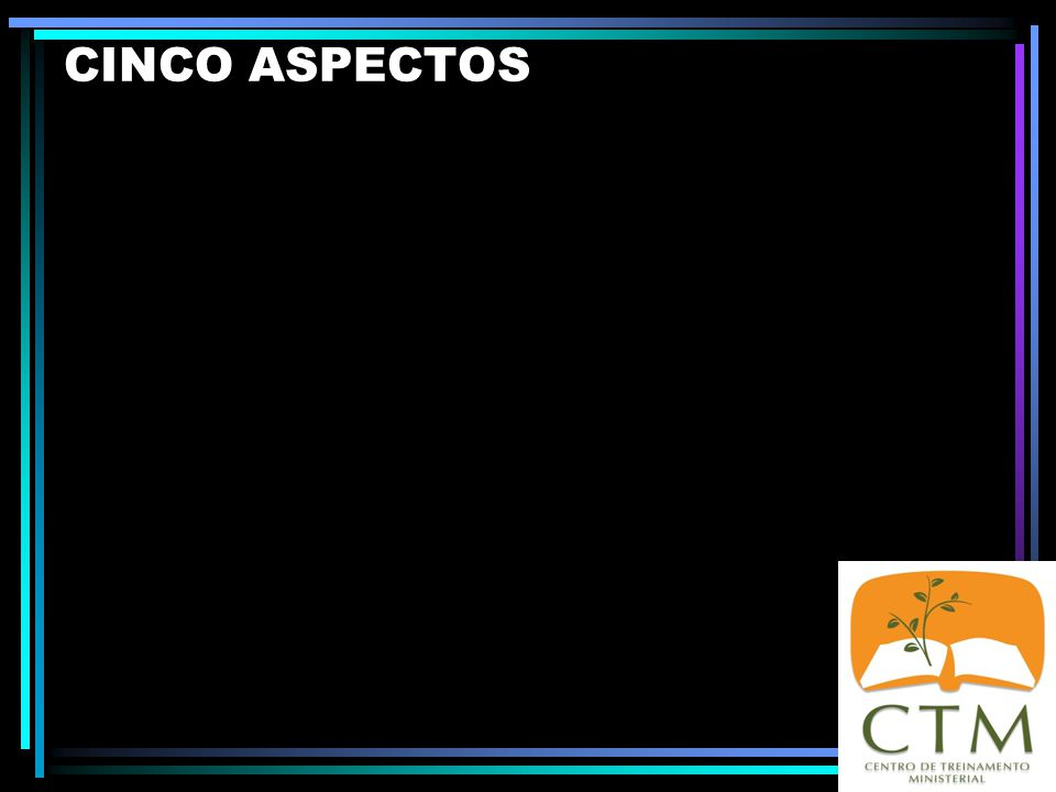 CINCO ASPECTOS