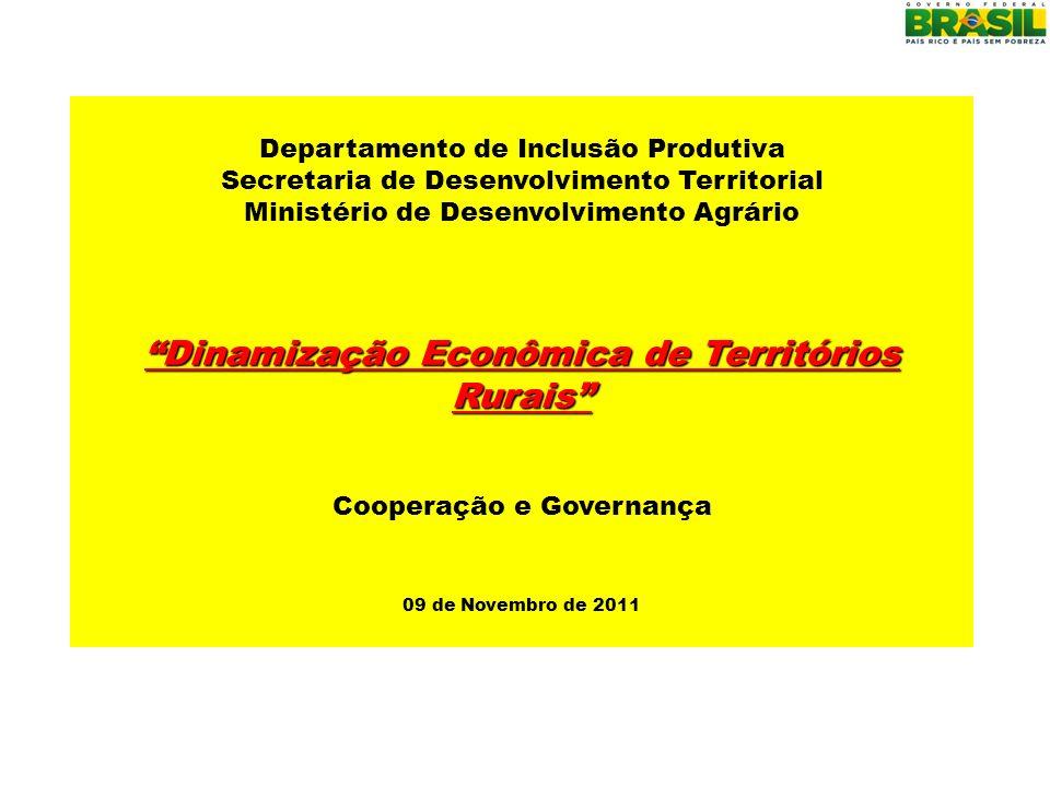 Cooperação e Governança