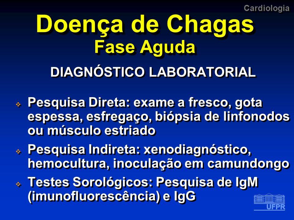 Doença de Chagas Fase Aguda