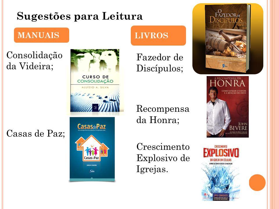 Sugestões para Leitura