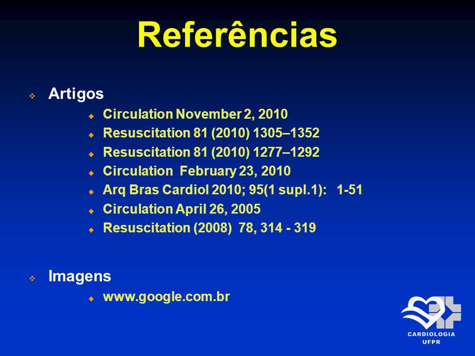 Referências Artigos Imagens Circulation November 2, 2010