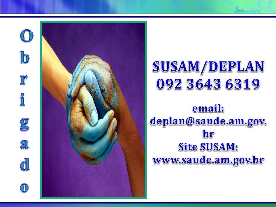 Site SUSAM: www.saude.am.gov.br