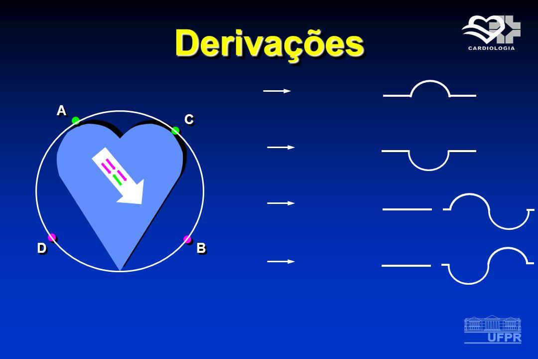 Derivações A C D B