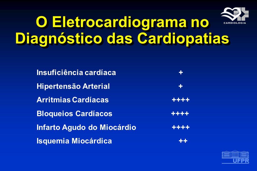 O Eletrocardiograma no Diagnóstico das Cardiopatias