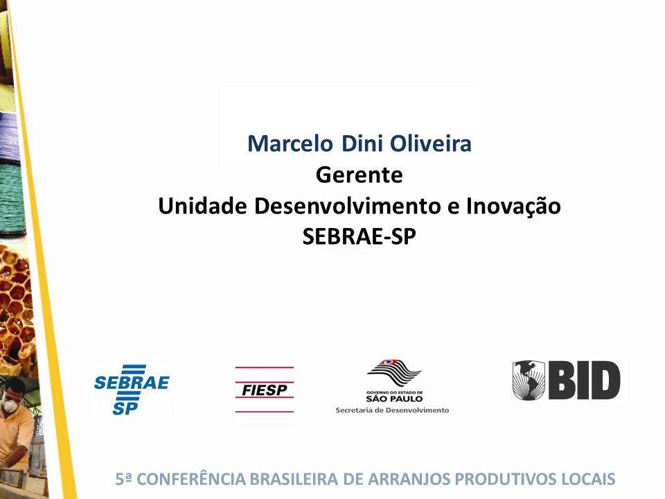 Unidade Desenvolvimento e Inovação