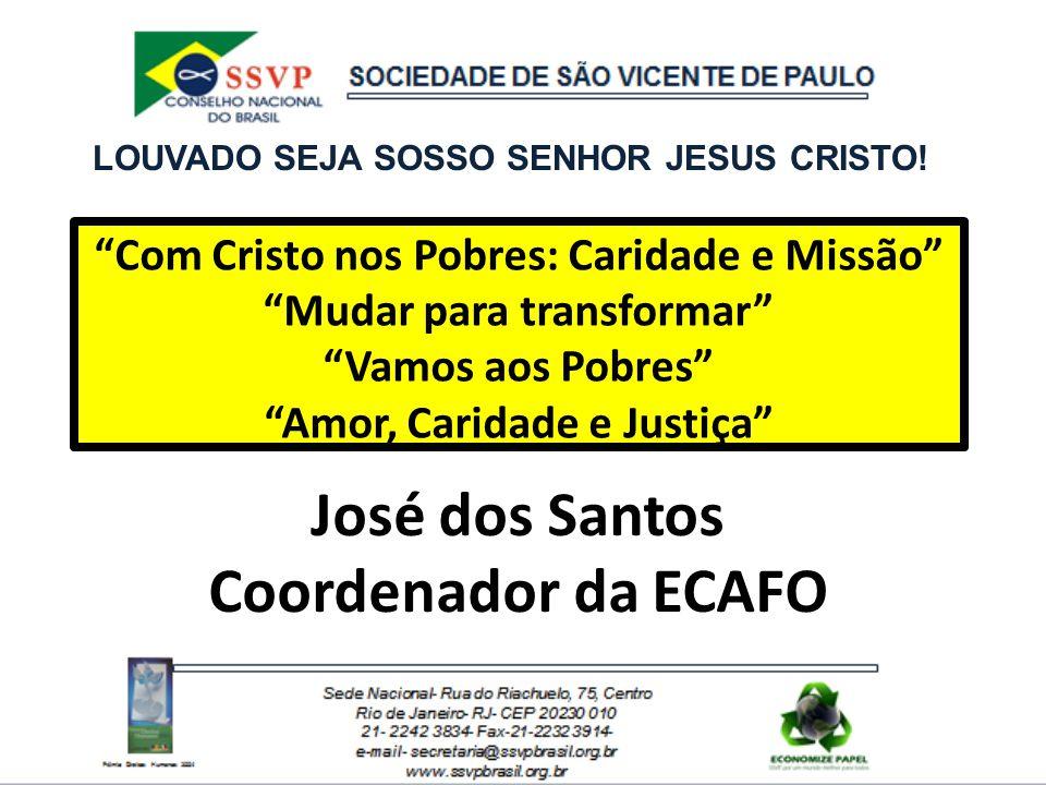 José dos Santos Coordenador da ECAFO