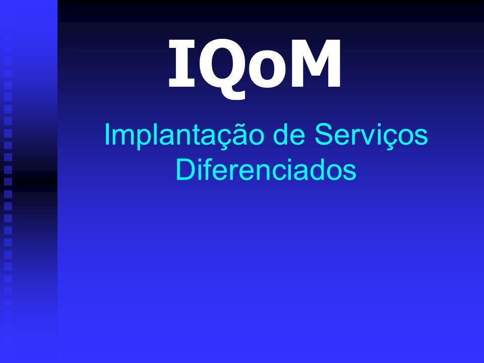 Implantação de Serviços Diferenciados