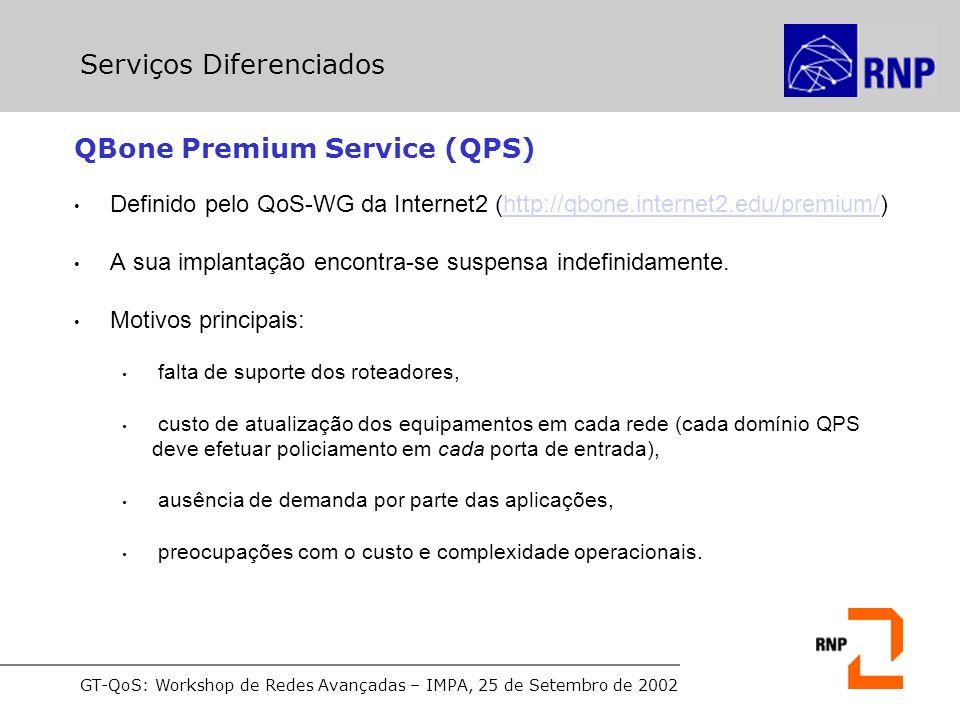 QBone Premium Service (QPS)