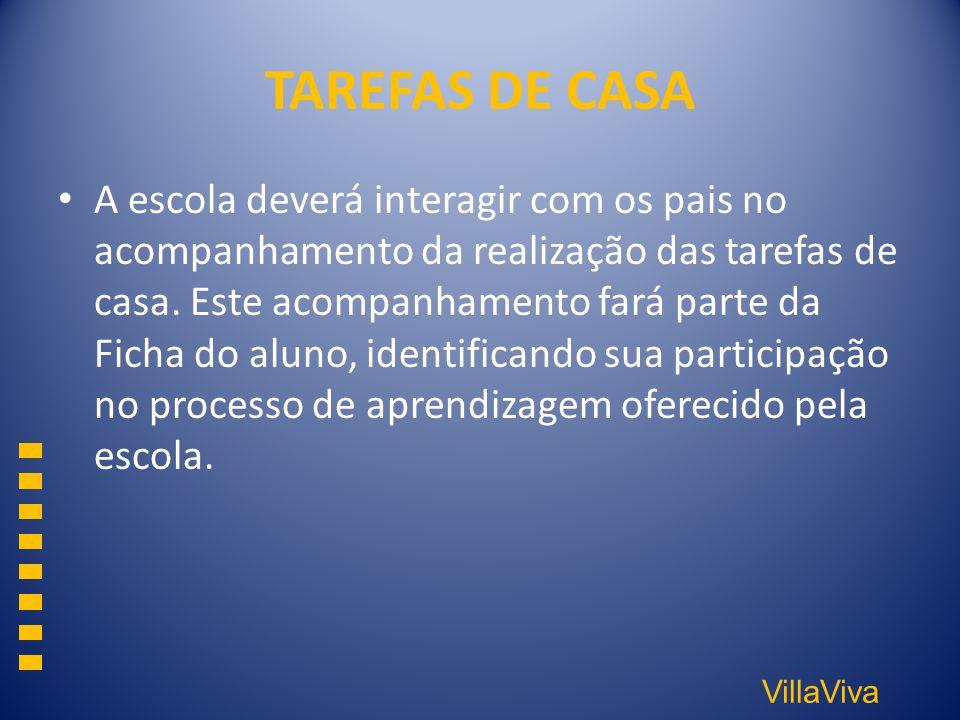 TAREFAS DE CASA