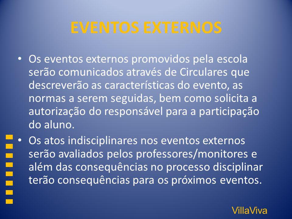 EVENTOS EXTERNOS