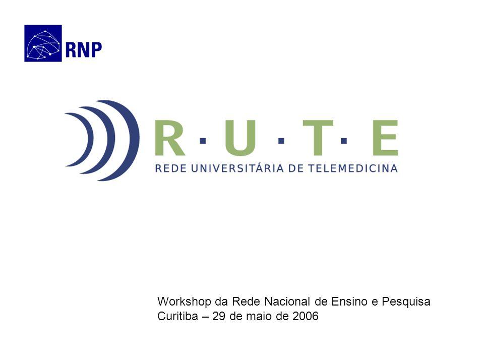 Workshop da Rede Nacional de Ensino e Pesquisa