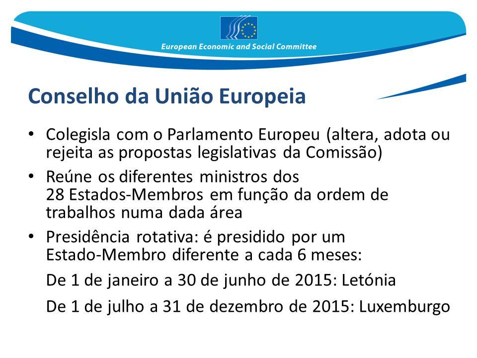 Conselho da União Europeia