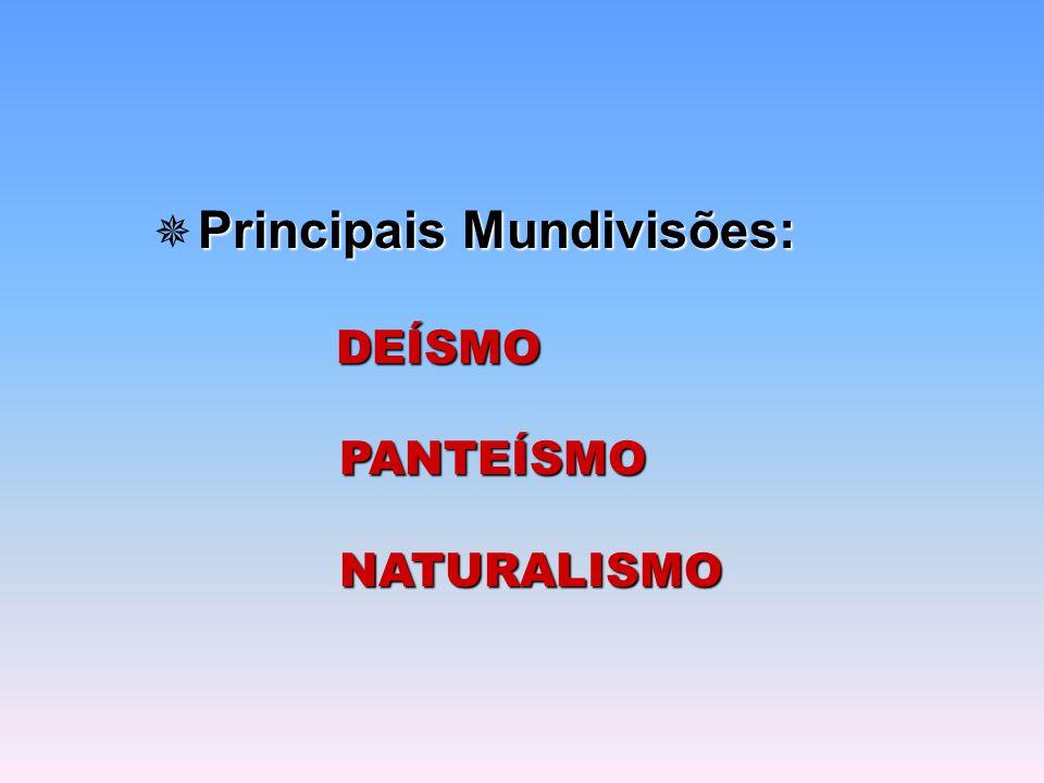 Principais Mundivisões: