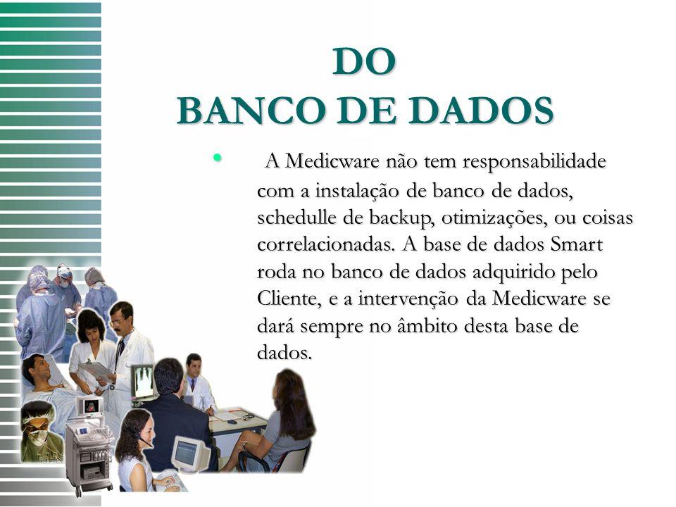 DO BANCO DE DADOS
