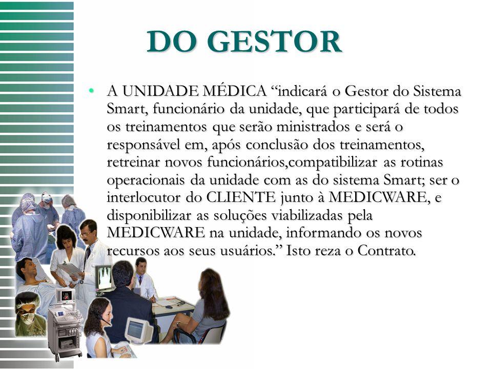 DO GESTOR