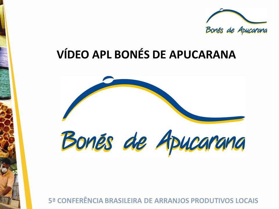 VÍDEO APL BONÉS DE APUCARANA