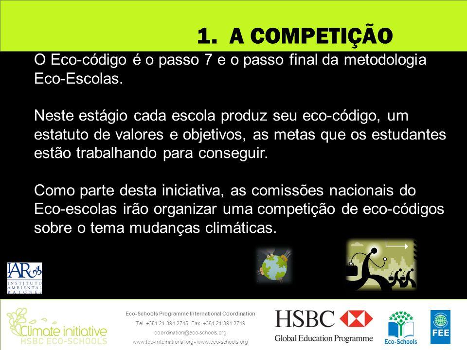 1. A COMPETIÇÃO