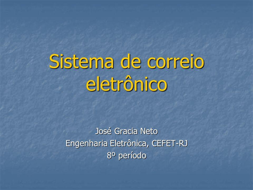 Sistema de correio eletrônico