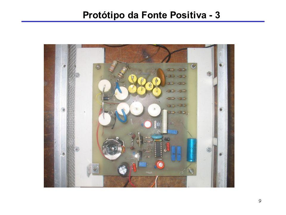 Protótipo da Fonte Positiva - 3