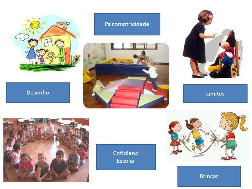 Psicomotricidade Desenho Limites Cotidiano Escolar Brincar